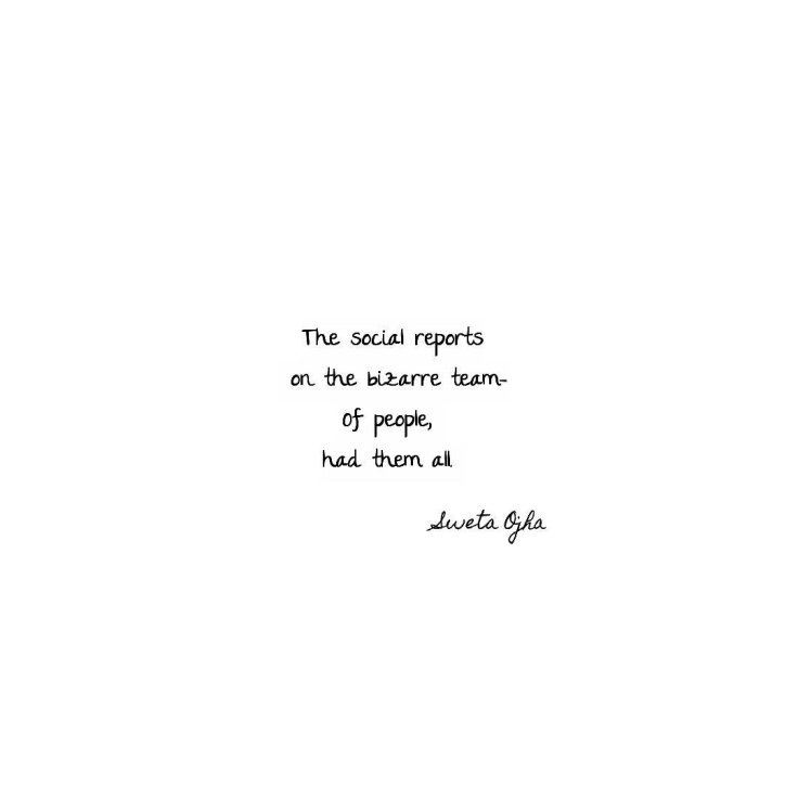 Sweta Ojha poem